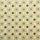 Tissu coton imprimé Oeko-tex Wonby Bleu canard