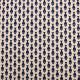 Tissu imprimé THEVENON Lasca Bleu marine