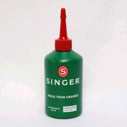Huile pour machine à coudre SINGER