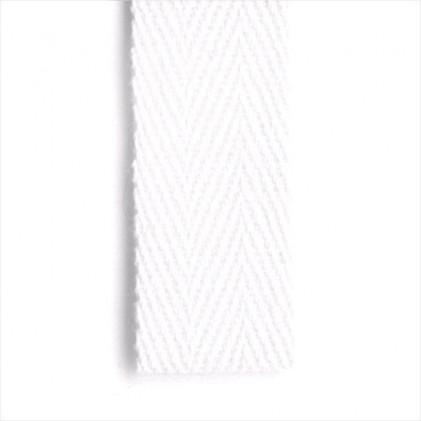 Ruban sergé coton 20 mm Col. 1