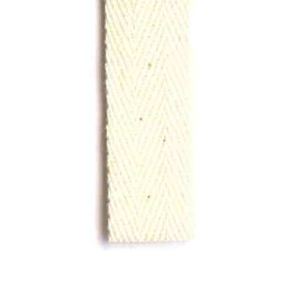 Ruban sergé coton 20 mm Col. 51