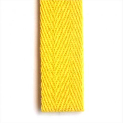 Ruban sergé coton 20 mm Col. 81