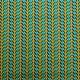 Tissu coton imprimé Pharaon Vert