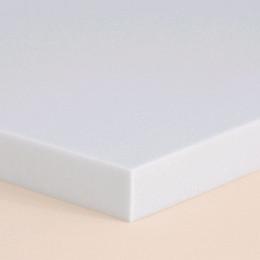 Mousse rectangulaire 80 x 40 x 5 cm