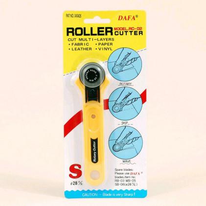 Cuter rotatif 28 mm