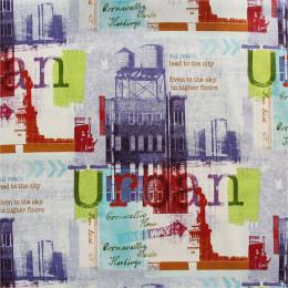 Tissu imprimé Urban