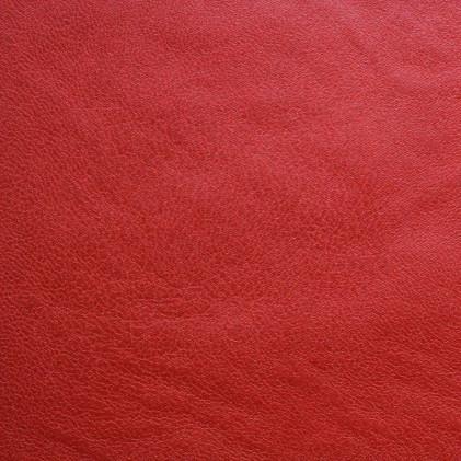 Tissu suédine Tessie Rouge