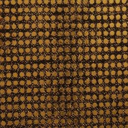Tissu paillettes Copal