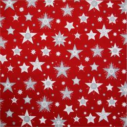 Tissu coton Noël Stilla