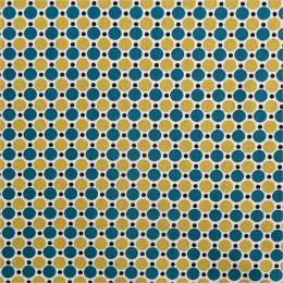 Tissu coton enduit imprimé Scoopy