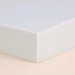 Mousse rectangulaire épaisse 120 x 60 x 10 cm