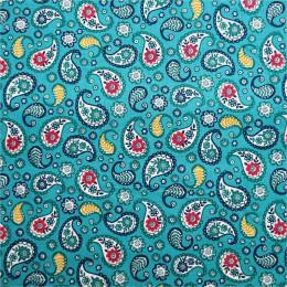 Tissu patchwork Paisley