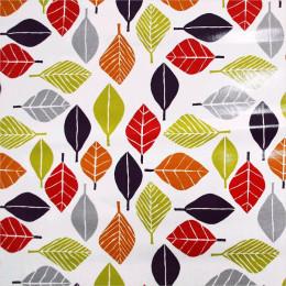 Tissu coton pvc imprimé Tutti Frutti