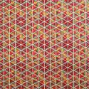 Tissu coton imprimé Moza