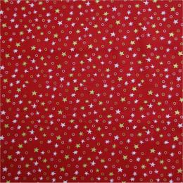 Tissu coton Noël Starlina