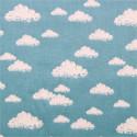 Tissu coton imprimé Cloudiny