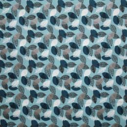 Tissu coton imprimé Oeko-Tex Belua