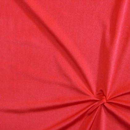 Tissu lycra Clovis   Rouge Rouge