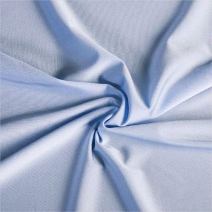 Tissu lycra Clovis   Ciel Bleu ciel
