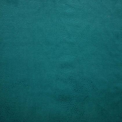 Tissu suédine Python  Bleu céladon