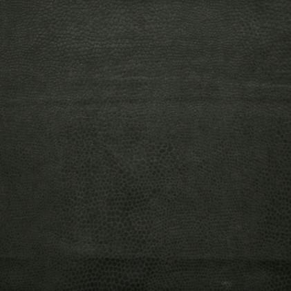 Tissu suédine Python  Gris anthracite