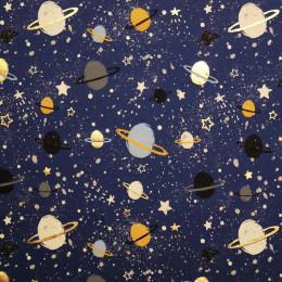 Tissu jersey Oeko-Tex Galaxie