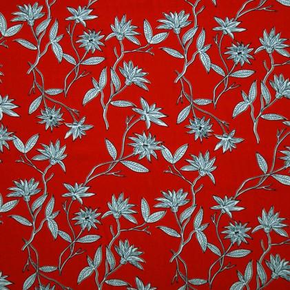 Tissu imprimé Edelweiss