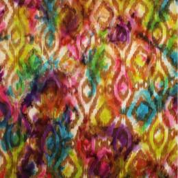 Tissu impression batik Kimberley