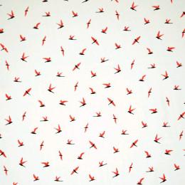 Tissu imprimé Birdini
