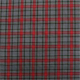 Tissu écossais Douglas Gris