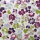 Tissu coton pvc Sweet Violet lavande