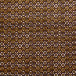 Tissu coton imprimé Sira