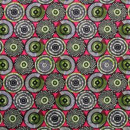 Tissu coton imprimé Soweto