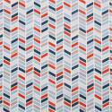 Tissu coton imprimé Fulham