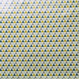 Tissu coton enduit PVC Isocelle