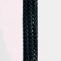 Ruban galon texturé simili 30 mm