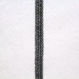 Galon élastique Lurex