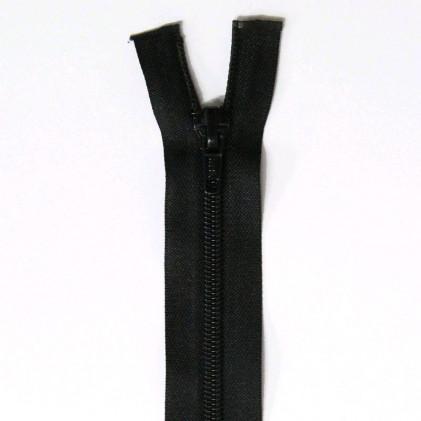 Fermeture Eclair spirale séparable 95 cm Noir
