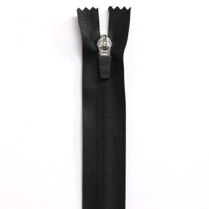 Fermeture Eclair imperméable non séparable 14 cm Noir