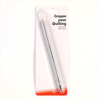 Crayon pour Quilting Gris argent