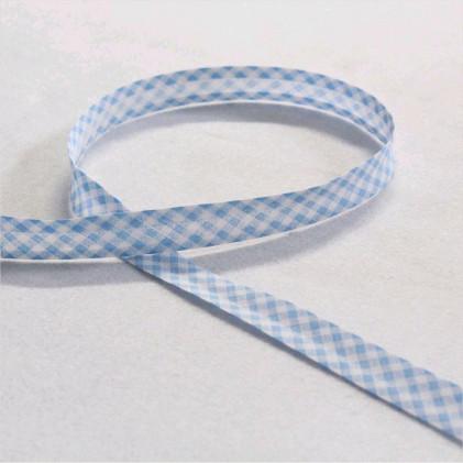 Biais Vichy Bleu