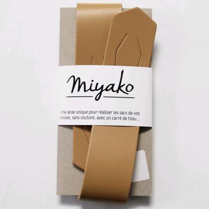 Anse Miyako Marron café au lait