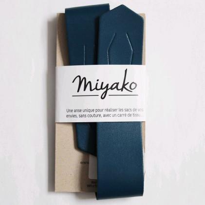 Anse Miyako Bleu marine