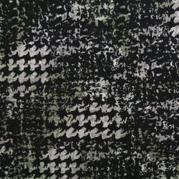 Tissu coton imprimé camouflage