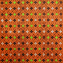 Tissu coton imprimé Trébol