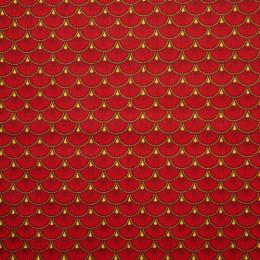 Tissu coton imprimé Doucet
