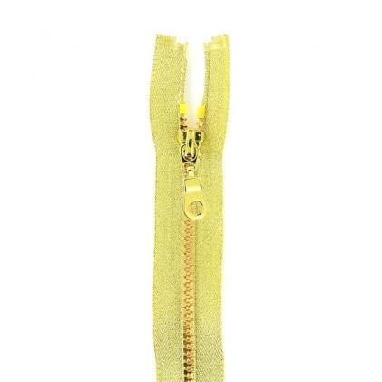 Fermeture Eclair Plastique séparable 45 cm