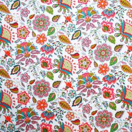 Tissu patchwork Sarasa
