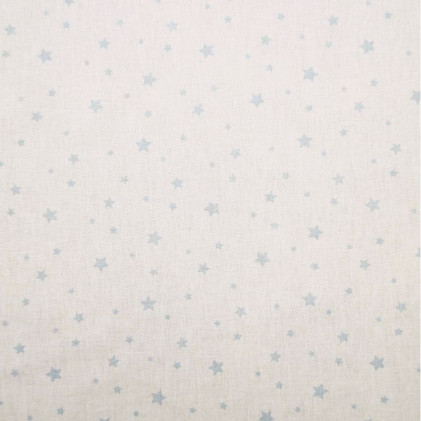Tissu coton imprimé Oeko-Tex Zétoile