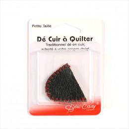Dé cuir spécial quilting